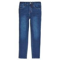 vaatteet Tytöt Skinny-farkut Levi's 710 SUPER SKINNY Complex