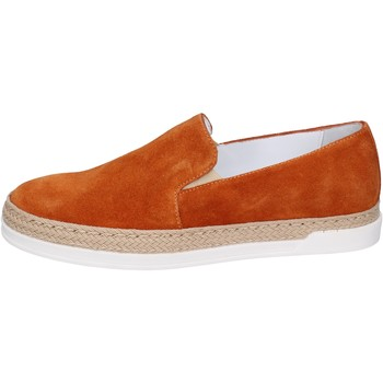 kengät Naiset Tennarit Bouvy Lenkkarit BP288 Ruskea