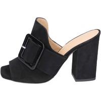 kengät Naiset Sandaalit Broccoli Sandaalit BP304 Musta
