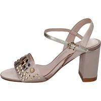 kengät Naiset Sandaalit ja avokkaat The Seller Sandaalit BP306 Beige