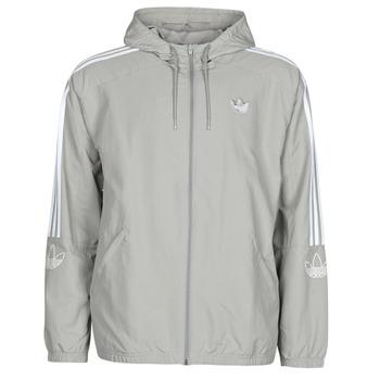 vaatteet Miehet Svetari adidas Originals OUTLINE TRF WB Grey