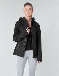 vaatteet Naiset Ulkoilutakki adidas Performance W PARLEY 3L JKT Black