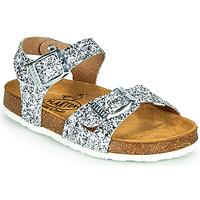 kengät Tytöt Sandaalit ja avokkaat Plakton LISA Hopea