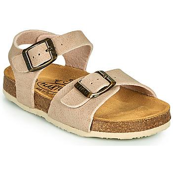 kengät Lapset Sandaalit ja avokkaat Plakton LOUIS Beige