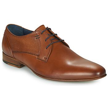 kengät Miehet Derby-kengät André LAZERMAN Cognac