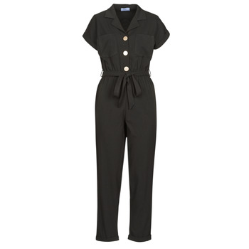 vaatteet Naiset Jumpsuits / Haalarit Betty London MYRTIL Black
