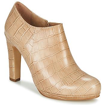 kengät Naiset Nilkkurit Fericelli OMBRETTA Beige