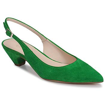 kengät Naiset Korkokengät Fericelli JEYONCE Green