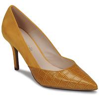 kengät Naiset Korkokengät Fericelli MARIA Yellow