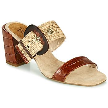kengät Naiset Sandaalit Fericelli MARCO Beige