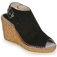 kengät Naiset Sandaalit ja avokkaat Fericelli MAURINE Musta