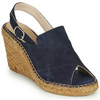 kengät Naiset Sandaalit ja avokkaat Fericelli MICHEL Laivastonsininen