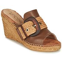 kengät Naiset Sandaalit Fericelli MELISSA Cognac