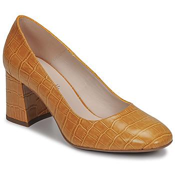 kengät Naiset Korkokengät Fericelli MARGOT Keltainen