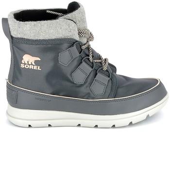 kengät Bootsit Sorel Explorer Carnaval Dark Slate Harmaa
