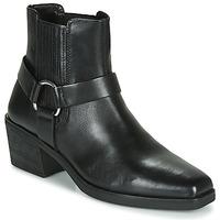 kengät Naiset Nilkkurit Vagabond SIMONE Black