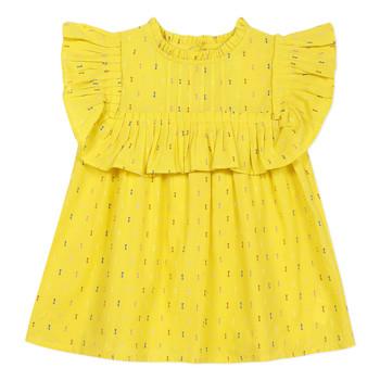 vaatteet Tytöt Topit / Puserot Catimini MAINA Yellow