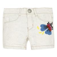 vaatteet Tytöt Shortsit / Bermuda-shortsit Catimini CAPUCINE Beige