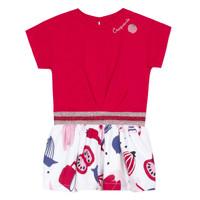 vaatteet Tytöt Lyhyt mekko Catimini DAMIANO Punainen