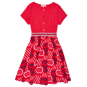 vaatteet Tytöt Lyhyt mekko Catimini MANOA Red