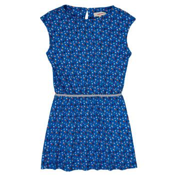 vaatteet Tytöt Lyhyt mekko Catimini SWANY Sininen