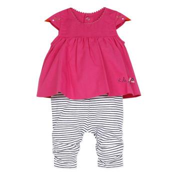 vaatteet Tytöt Jumpsuits / Haalarit Catimini ALOIS Red