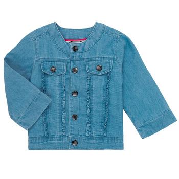 vaatteet Tytöt Pusakka Catimini ELIOTT Blue