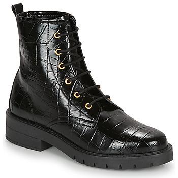 kengät Naiset Bootsit André NAGAMMA Black