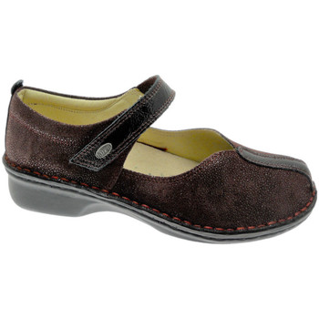 kengät Naiset Balleriinat Calzaturificio Loren LOM2749bo nero
