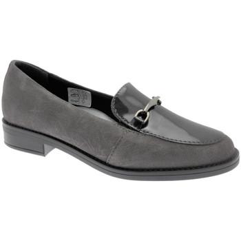 kengät Naiset Mokkasiinit Calzaturificio Loren LOX5907gr grigio