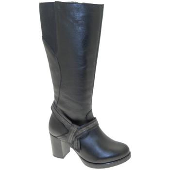 kengät Naiset Saappaat Calzaturificio Loren LOC3860ne nero