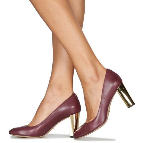 Lauren Ralph 802688958-004 Bordeaux - Ilmainen Toimitus- Kengät Korkokengät Naiset 79