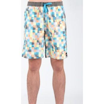 vaatteet Miehet Shortsit / Bermuda-shortsit Quiksilver AQYJV00018-NGG6 Multicolor
