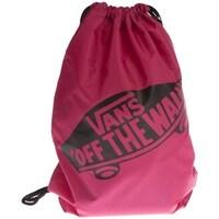 laukut Reput Vans Benched Bag Tummanpunainen