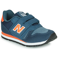 kengät Lapset Matalavartiset tennarit New Balance YV373KN-M Blue / Red