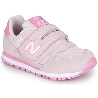 kengät Lapset Matalavartiset tennarit New Balance YV373SP-M Pink
