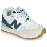 kengät Matalavartiset tennarit New Balance GC574SOU Valkoinen / Sininen