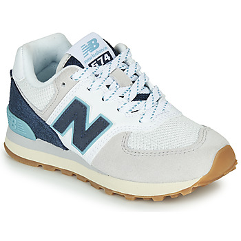 kengät Matalavartiset tennarit New Balance GC574SOU White / Blue