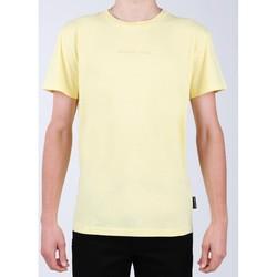 vaatteet Miehet Lyhythihainen t-paita DC Shoes DC EDYKT03376-YZL0 yellow
