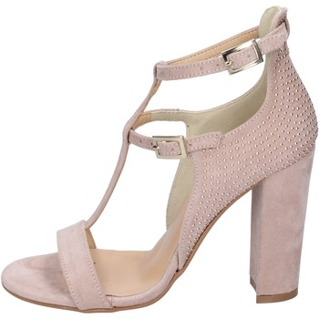 kengät Naiset Sandaalit ja avokkaat Olga Rubini Sandaalit BP353 Ruusu