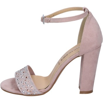 kengät Naiset Sandaalit ja avokkaat Olga Rubini Sandaalit BP357 Ruusu