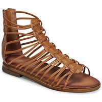 kengät Naiset Sandaalit ja avokkaat Mjus GRAM Camel