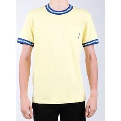 vaatteet Miehet Lyhythihainen t-paita DC Shoes DC SEDYKT03372-YZL0 yellow