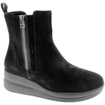kengät Naiset Bootsit Melluso MWR25611ne nero