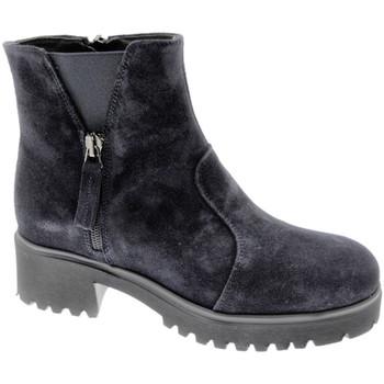 kengät Naiset Bootsit Soffice Sogno SOSO9823bl blu
