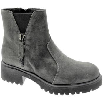 kengät Naiset Bootsit Soffice Sogno SOSO9823gr grigio