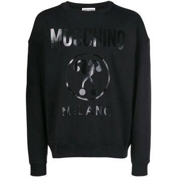 vaatteet Miehet Svetari Love Moschino ZA1704 Black