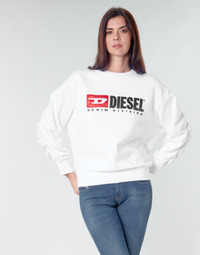 vaatteet Naiset Svetari Diesel F-ARAP Valkoinen