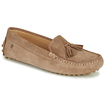 kengät Naiset Mokkasiinit Casual Attitude JALAYALE Taupe