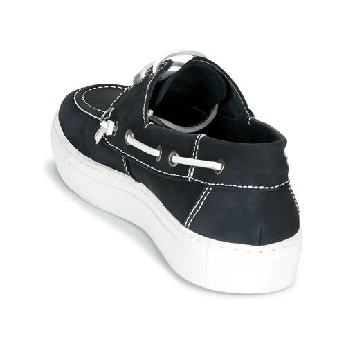 Naisten kengät Casual Attitude MILIA Laivastonsininen / White  kengät Purjehduskengät Miehet 6159
